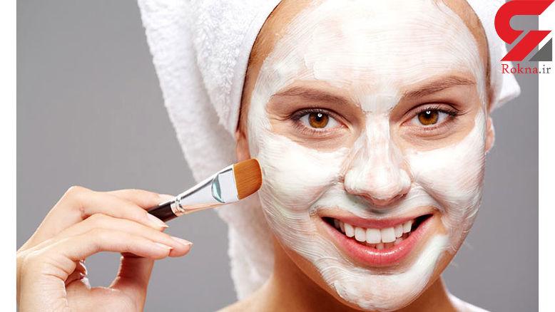 تاثیر ماسک های خانگی در زیبایی پوست/معرفی 8 ماسک طبیعی