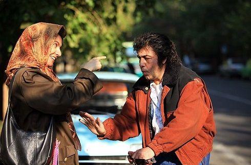 عکس/ مهناز افشار کشف حجاب کرد