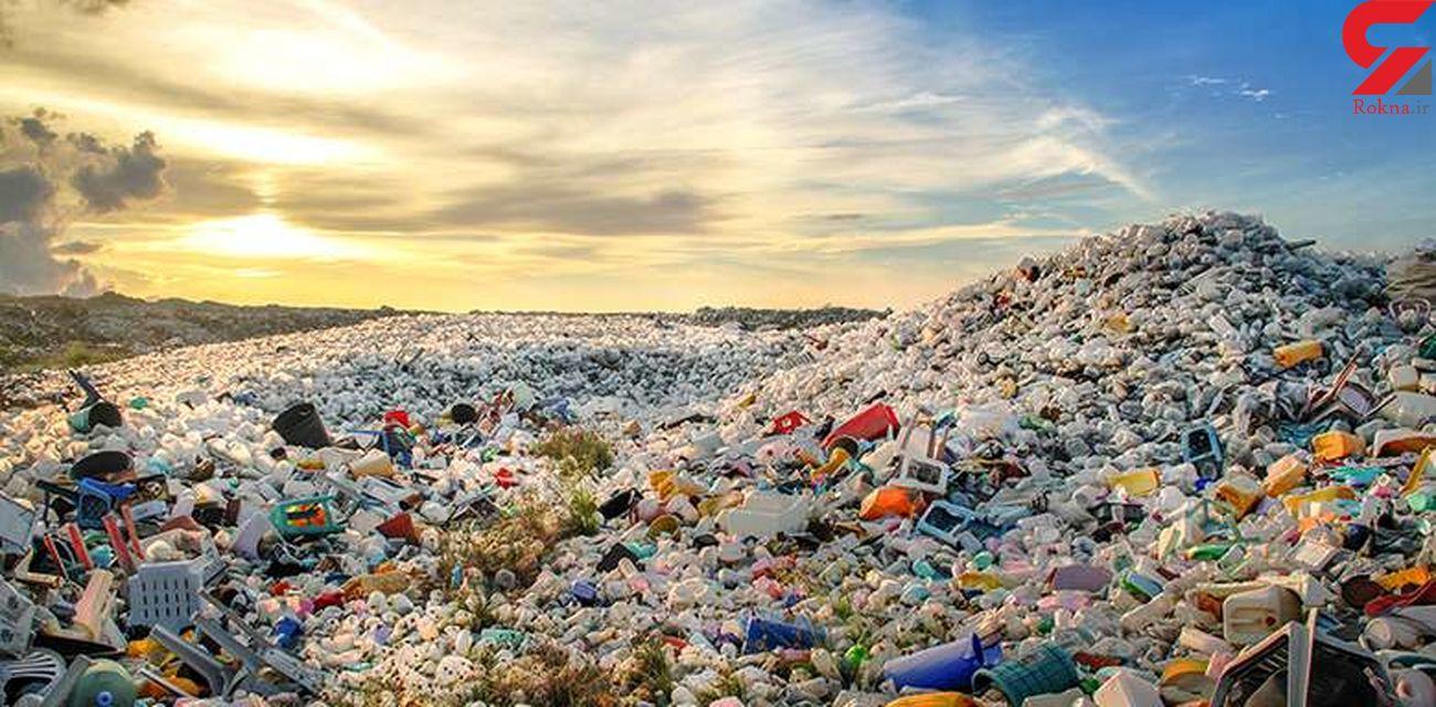 آیا قانون می تواند طبیعت را از وجود پلاستیک پاک کند؟