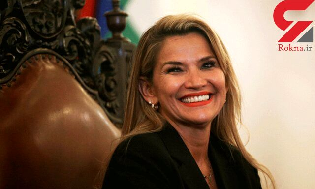 انتشار فیلم منشوری خانم رئیس جمهور بولیوی با راننده اش / او استعفا داد