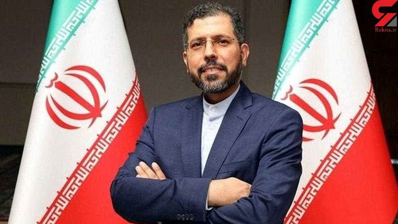 واکنش ایران به تاریخ اعلام شده توسط آمریکا برای بازگشت تحریم های بین المللی