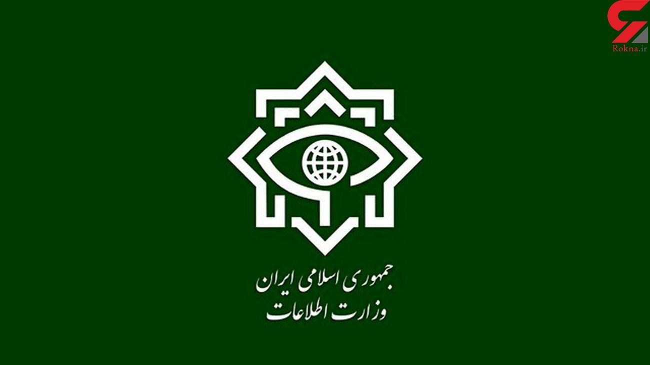 وزارت اطلاعات: کینه ورزیهای دشمنان علیه انقلاب همچنان ادامه دارد
