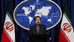 واکنش سخنگوی وزارت امورخارجه به سخن پراکنی های پدرخوانده داعش