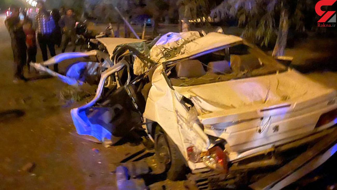درگذشت مداح معروف مشهد در حادثه دلخراش / حسن جمالی کیست ؟ + عکس