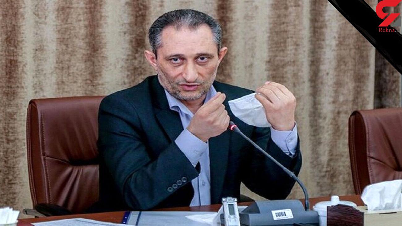 درگذشت معاون سیاسی امنیتی استاندار آذربایجان شرقی