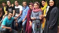عکس بازیگران پایتخت 6 با گریم جدید