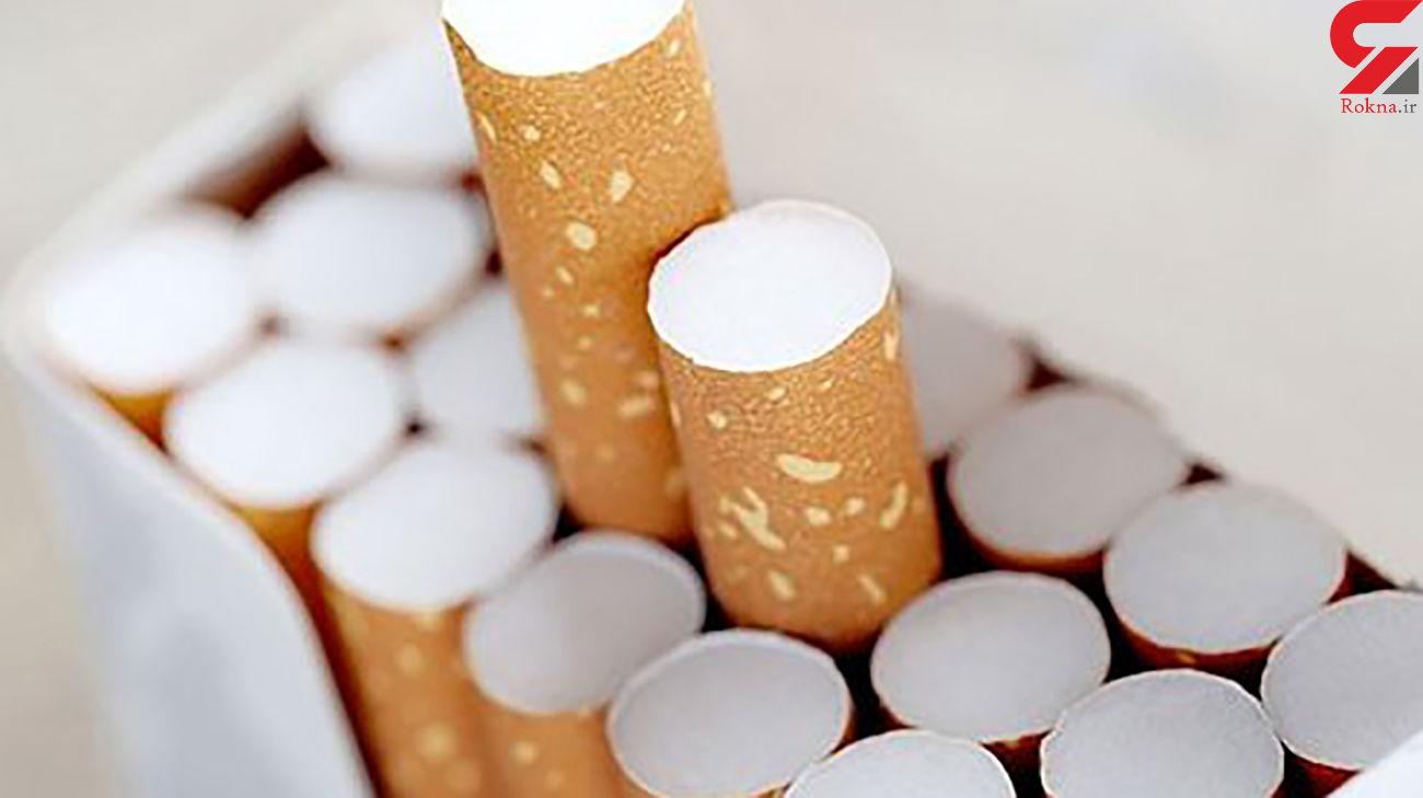 کشف بیش از 143  هزار نخ سیگار خارجی قاچاق در قزوین