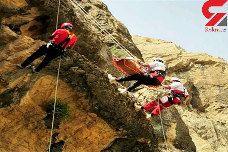 مرگ تلخ شهروند کرمانشاهی پس از سقوط از کوه