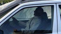 خاکسپاری مرد آفریقایی با خودروی مورد علاقهاش! + تصاویر
