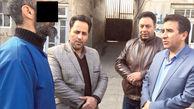 راز مرگ مرد نگهبان مشهدی در صحنه بازسازی لو رفت / قاتل روسری را جا گذاشته بود + عکس