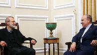 حمایت رییس مجلس از حقوق فدراسیون، باشگاهها و هواداران فوتبال ایران