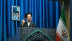 حضور چهره مشهور اصلاح طلب در نماز جمعه روز گذشته تهران +عکس