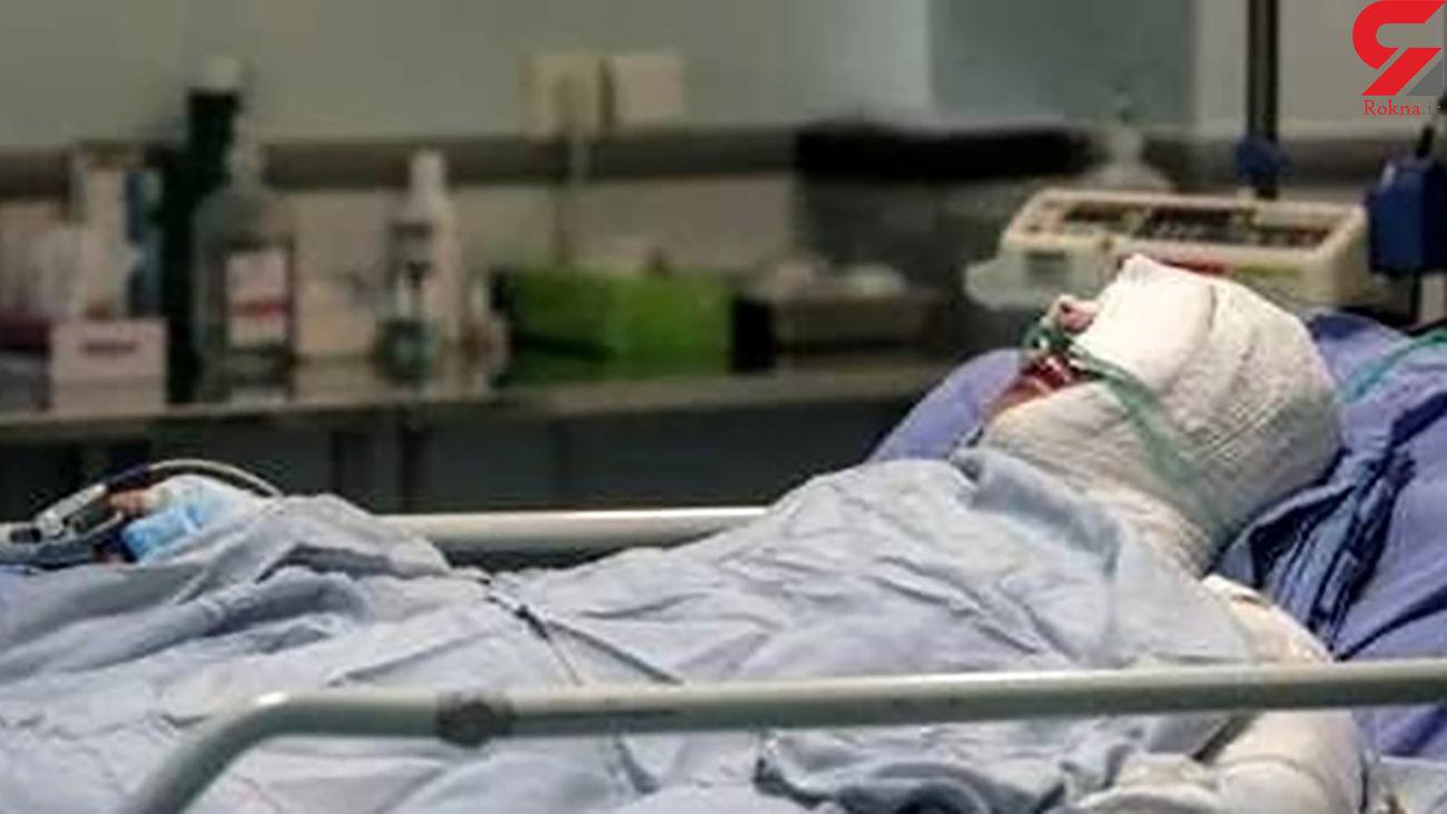 انفجار پسر 13 ساله از ترس پدر / نوجوان مازنی قطع عضو می شود