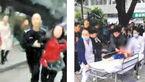 حمله زن روانی به مهد کودک