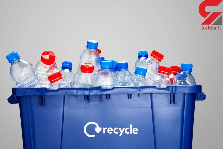 انقراض حیوانات با تغذیه زباله های پلاستیکی!