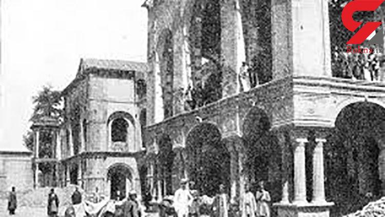 استخاره محمدعلی شاه برای به توپ بستن مجلس+عکس