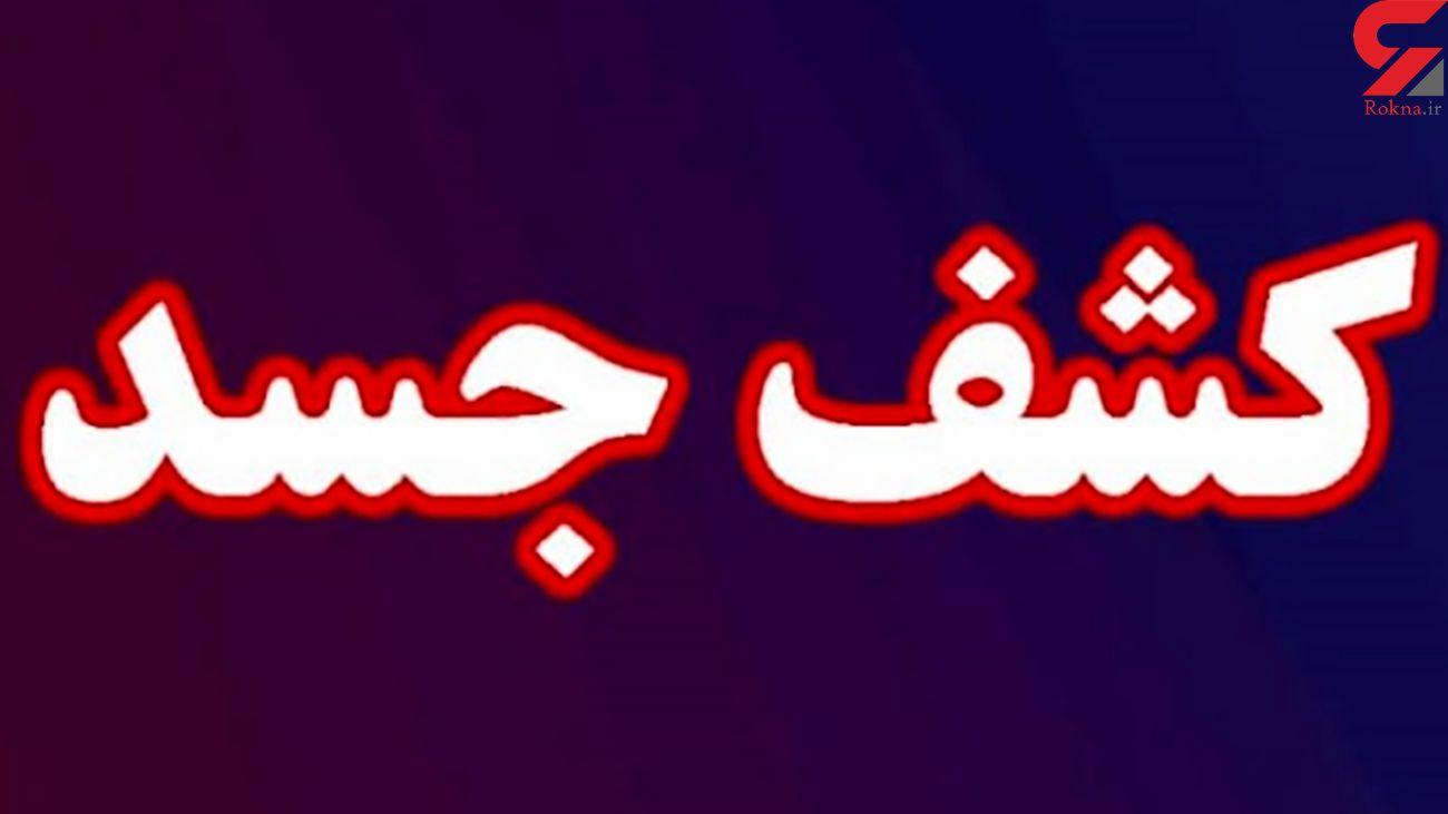 فوری / کشف جسد مردانه در سطل زباله / در اکباتان تهران رخ داد