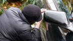 سارق داخل خودرو به 10 فقره سرقت اعتراف کرد