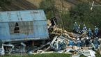 شمار تلفات زمینلرزه و رانش زمین در ژاپن به ۱۶ نفر رسید + عکس
