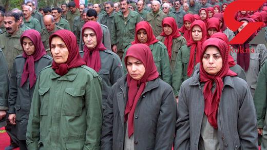 مجرد ماندن منافقین با شست و شوی مغزی / سکوت درباره مرگ مسعود رجوی ! /