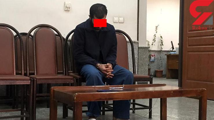 عشق ممنوعه رحیم 19 ساله به دخترعمه متاهل / پلیس تهران هر دو را دستگیر کرد + عکس و گفتگو