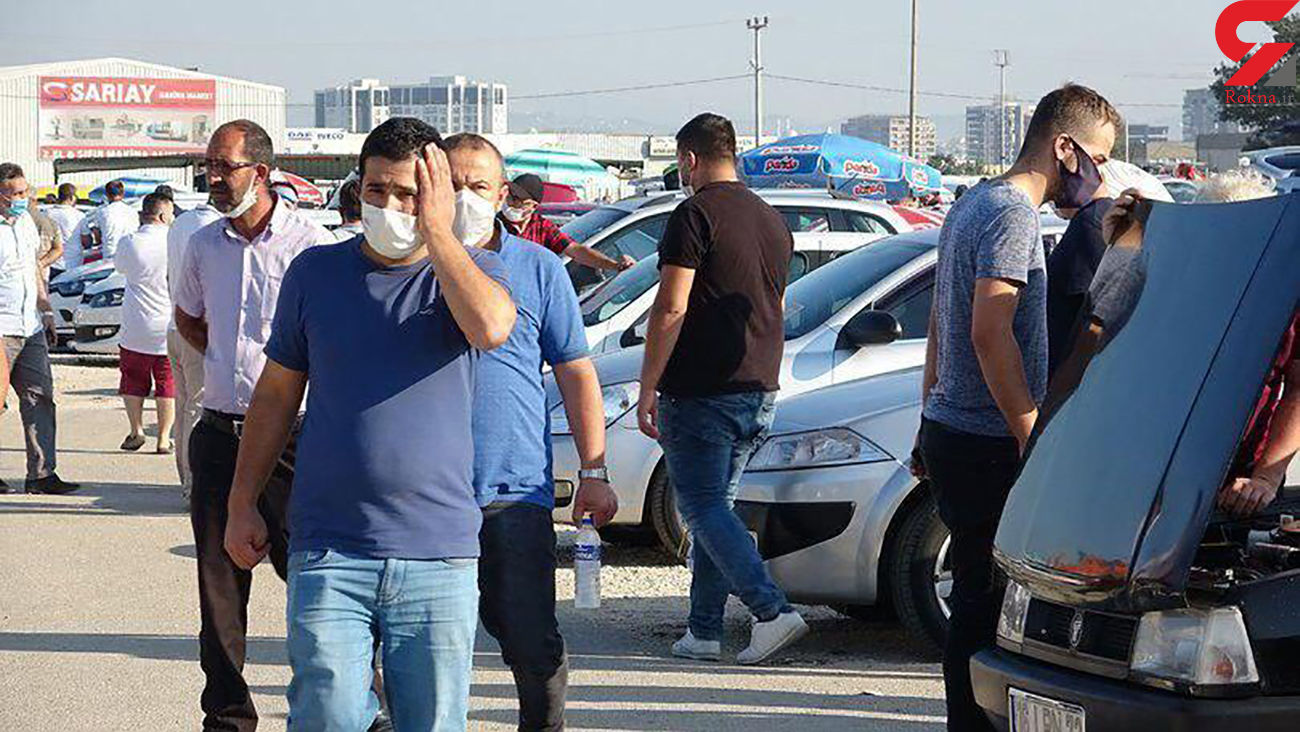 افزایش قیمت خودروهای دست دوم در ترکیه