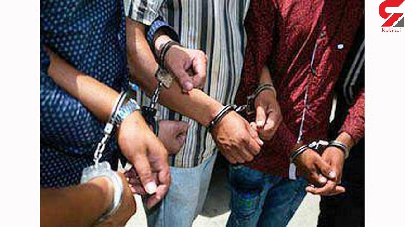 دستگیری 8 مرد در درگیری خونین کرمانشاه