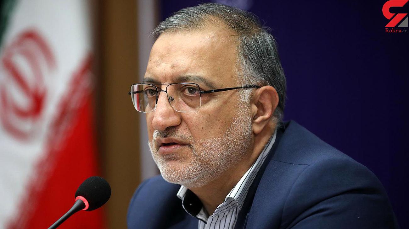 شهردار تهران: دولت با واردات مقدار زیادی واکسن کرونا، پیام مثبتی به مردم داد