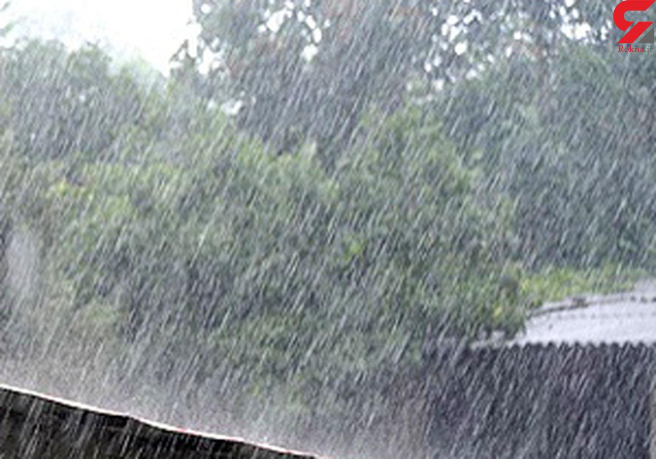 بارشهای رگباری در هرمزگان تقویت میشود/بارش تگرگ دور از انتظار نیست