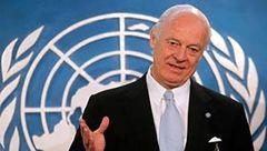 دیدار دی میستورا با نمایندگان ایران، روسیه و ترکیه درباره سوریه