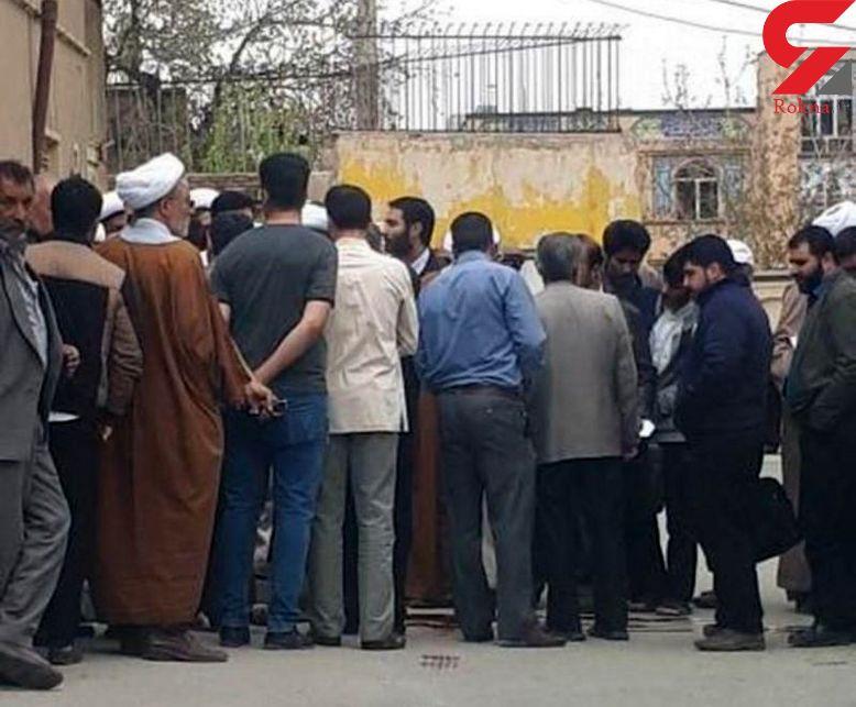 قتل یک روحانی در همدان با شلیک 2 گلوله  / صبح امروز رخ داد + عکس