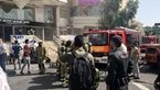 جزییات زنده زنده سوختن مرد تهرانی در آتش سوزی برج بهار! + تصاویر