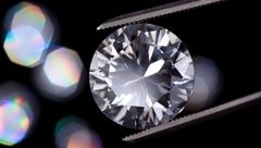 شناسایی یک میلیون میلیارد تُن الماس در لایه زیرین پوسته زمین! + عکس