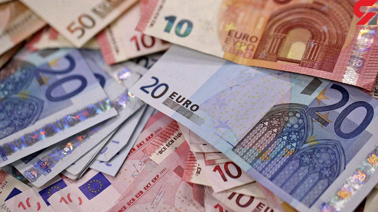 قیمت دلار و قیمت یورو کاهش یافت / سه شنبه 19 اسفند + جدول