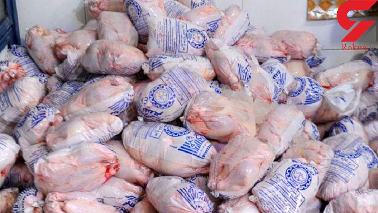 ثبات نرخ مرغ در بازار/ قیمت هر کیلو مرغ ۱۴ هزار و ۵۰۰ تومان