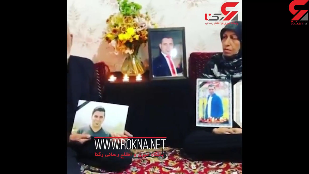 فیلم التماس های پدر و مادر موبایل فروش اسلامشهری برای اعدام قاتل + جزییات