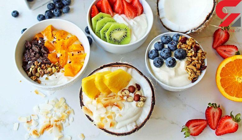 بایدهای تغذیه ای بعد از مصرف آنتی بیوتیک ها