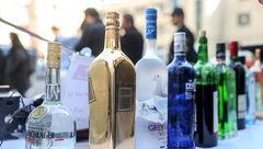 پلیس تهران مشروب لاکچری 3 میلیونی را کشف کرد / الکل با طعم طلا+ تصاویر