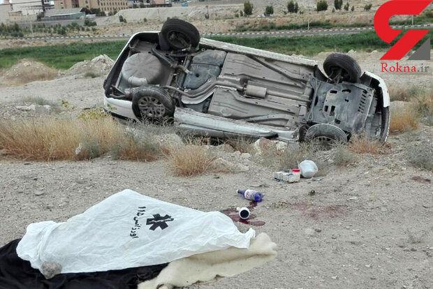 حادثه غم انگیز برای 5 جوان در فردوس / 3 جوان در دم جان باختند