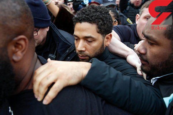 دادگاهی شدن بازیگر مشهور به خاطر صحنه سازی دروغین / زندان در انتظار هنرمند هالیوودی+ عکس