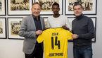 جریمه ۳۶ هزار یورویی باشگاه سوئدی به خاطر انتقال ایساک به دورتموند