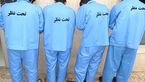 دستگیری 4 سارق و کشف 4 وسیله نقلیه در تهران
