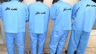 مردان سمنانی به خاطر کار غیراخلاقی در فضای مجازی دستگیر شدند