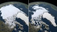 Shocking true extent of climate change captured in striking images from NASA