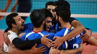 طلای جاکارتا تمامی اعضای تیم ملی والیبال را از سربازی معاف کرد