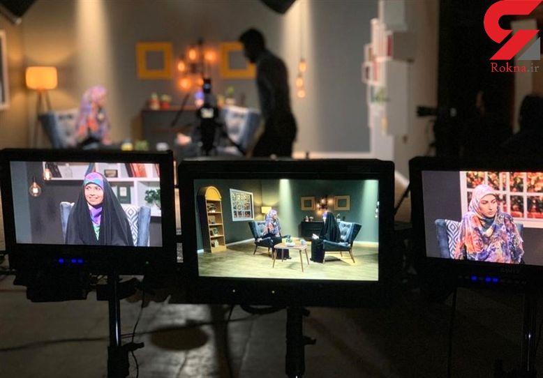 راز محجبه شدن مجری زن تلویزیون در شبکه 5 + عکس