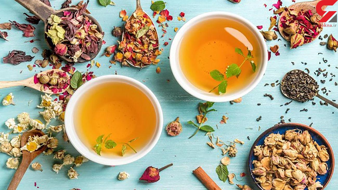 خواب راحت با چای های گیاهی