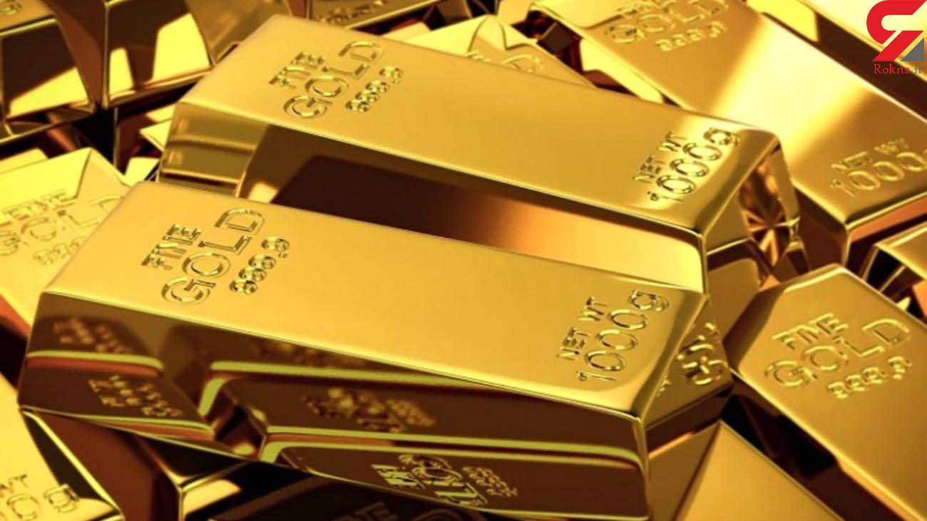خریداران طلا بخوانند / ۴ سیگنال جدید برای طلا / خرید طلا ترسناک شد !
