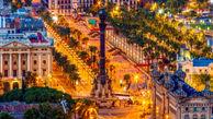 تعداد گردشگران بارسلونا محدود میشود + فیلم