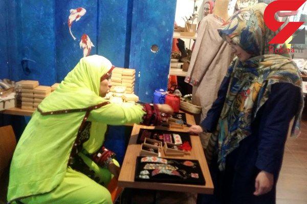 شیرزنی که در میان افعی و تمساحها، «غریب آباد» را به دیار آشنایی مبدل کرد!+تصاویر